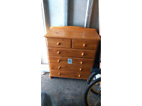For Sale Solid wood chest of drawers