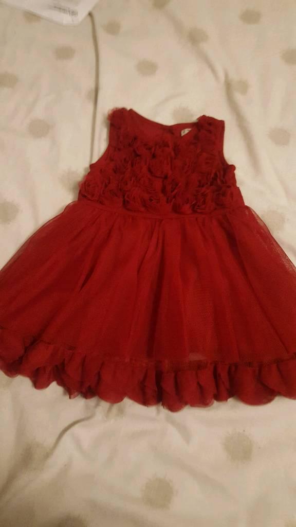 6-9 months next dress