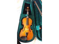 Stentor violin 3/4 size