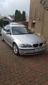 image for BMW, 3 SERIES, Saloon, 2004, Manual, 1995 (cc), 4 doors