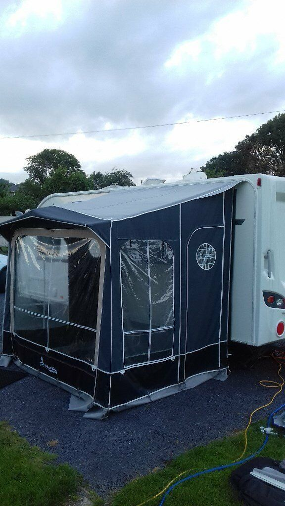 Isabella Minor Moonlight Porch Awning. Carbon X frame in ...