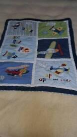 Baby /Kids / toddler duvet/ blanket - quilt