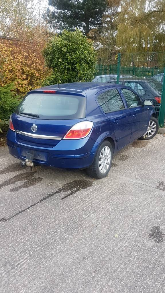 Vauxhall astra 1.6 breaking for parts or full car