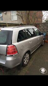 Vauxhall zafira 1.9 active