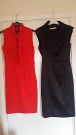 KARE MILLEN and TED BAKER Dresses . Sizes 6 and 8 ONLY £12 each !!