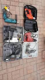 Power Tools - Joblot