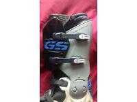 BMW Motorrad GS Boots