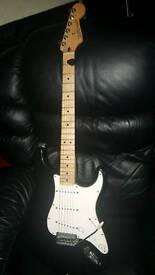 Fender Stratocaster Standard (upgrade) 2006-2008