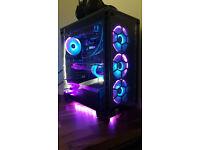 Gaming PC GTX1080 I7 7700k