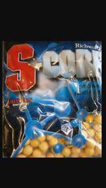 Richworth s-core boilies