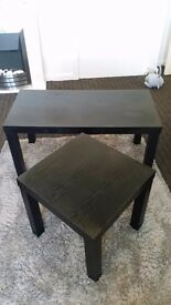 Black Tables