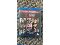 One direction blu ray dvd