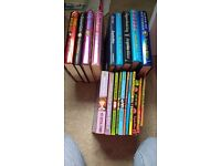19 Jacqueline Wilson Books - In Good Condition