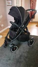 Graco evo xt pushchair