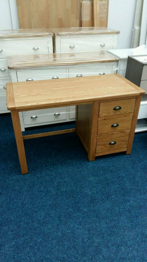 100 Kent 3 Drawer Office Desk Delivery Available