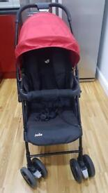 Joie Pram Stroller Reversible Handle Very Good Condition