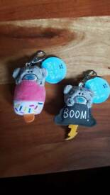You to Me keyring's