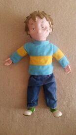 Talking Horrid Henry Doll