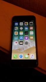 iPhone 7 32gb black excellent condition locked to 3