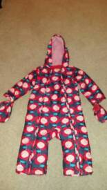 Baby/ Toddler Snowsuit/winter coat'/All in one - 12-18 months