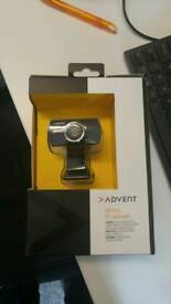 Advent HD camera 1080p original box