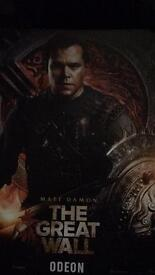 Great Wall Poster new