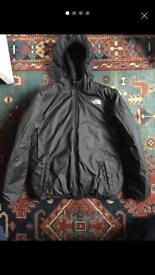 North face reversible puffa/puffer