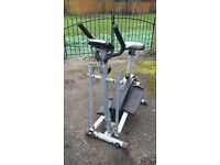 York XC530 Cross Trainer/Exercise Bike. 5 years old. In good condition.