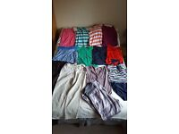 Maternity clothes bundle for size approx 10/12. 12 items.