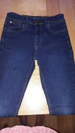Skinny jeans for 11yr old girl