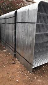 🚜Heras Temporary Fencing Sets X35 @ £875