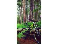 Scott gambler 720 2015, downhill mountain bike