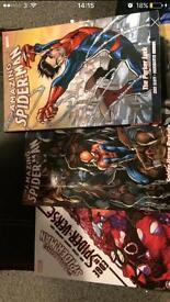3 Spider-Man Graphic Novels