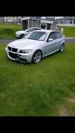 BMW 320d M sport..... (Not 330d e36 e36 e90 m3 A4 Audi)