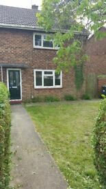 Furnished Two Bedroom Semi-Detached House, Wellington Road, Leamington Spa, CV32 7PB