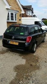 Vauxhall Astra 1.4 Life Estate with 4 New Tyres
