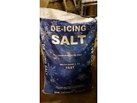 FAST DE ICING SALT FOR ICE & SNOW THE GRIT CONFORMS TO BS3247