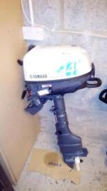 Yamaha F4 outboard