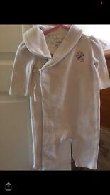 Designer baby girl Ralph Lauren rompers 3m