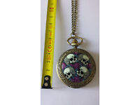 Gothic Style Pocket Watch. Open to reasonable offers.
