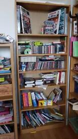 Ikea billy bookcase x2