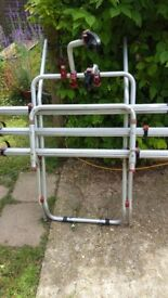 fiamma t4 3 bike carrier £100