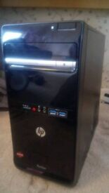 Hp p6 2300 3.4 ghz desktop and screen 23'