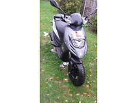 Typhoon Moped 125cc