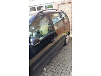 Used Volkswagen Sharan in good working condition.5 Doors, 7 Seater, Petro, Black