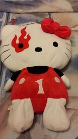 Large Hello Kitty Soft toy for girl Christmas gift 50cm