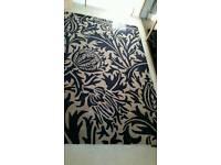 Wool rug large