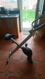 Pro fitness exercise bik