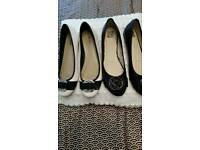 debenhams collection ladys shoes
