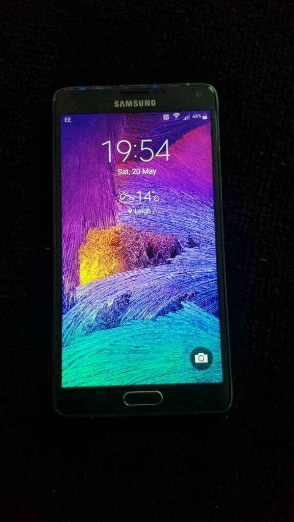 Samsung note 4 spares or repaire
